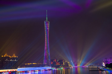 The Canton tower