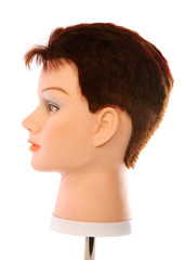 Mannequin Dummy Head Side