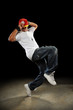 Hip Hop Dancer Dancing