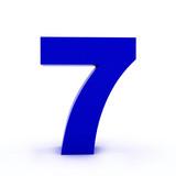 number 7 - 27929292