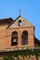 Historic belltower.