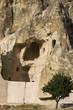 Cappadocia - Exterior church of Goreme Open Air Museum