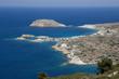 Isolated beautiful village of Karpathos Island - Greece