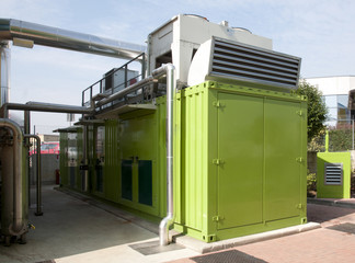 BioRenewable Energy: gas energetic valorization