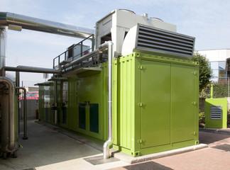 BioRenewable Energy: gas energetic valorization