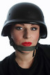 Portrait of  policewoman!