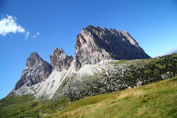 Dolomites of Selva Gardenda, Sasslong