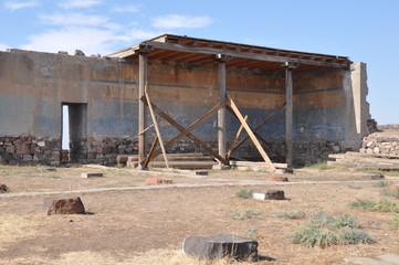 musee d'iribuni a erevan en armenie
