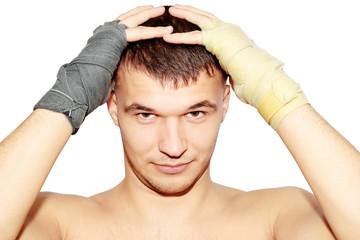 boxer bandages