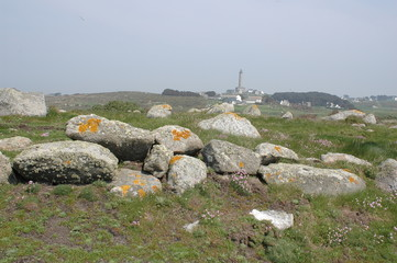 phare de l'ile de Batz