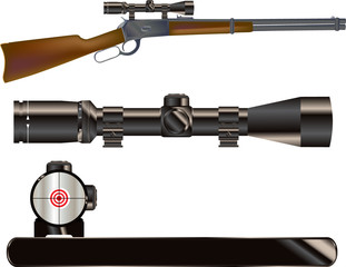 Rifle Scope