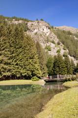 Lago di Gressoney