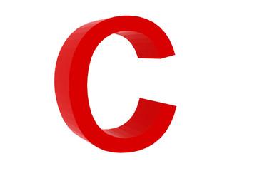 C - arial