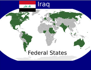 Iraq federal states union sovereign political