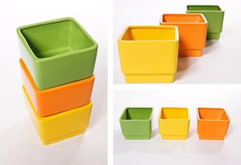 Flowerpot - set
