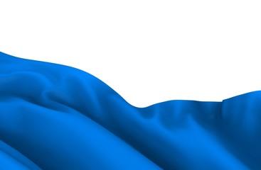 blau tuch