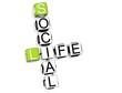 Social Life Crossword