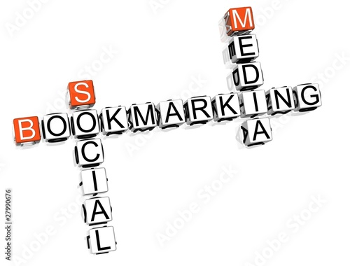 Bookmarking Social Media Crossword