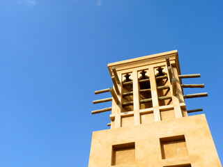 Traditional Wind Tower