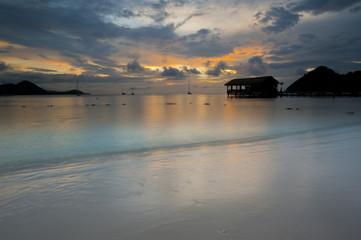 Seascape - St Lucia