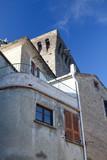 Village de Pietracorbara en Corse