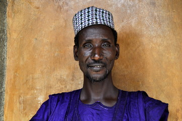 Einwohner Malis - Westafrika