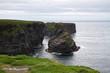 Irish cliffs of Kilkee