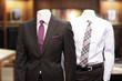 Businessmen mannequins