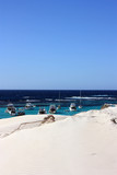 Rottnest Island, Yachts To Sea