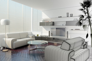 Intergrated Home Cinema (3d)