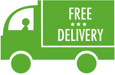 free delivery green