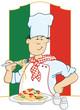 Spaghetti chef