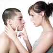 jeune couple silence confidence