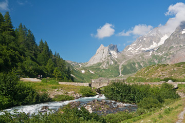 Veny valley, Courmayeur, Italy