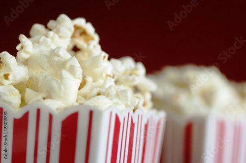 Pop corn snack