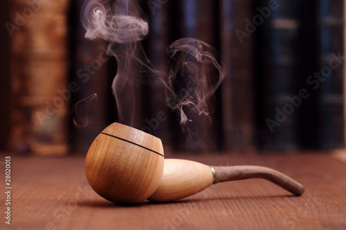 Smoking Tobacco Pipe