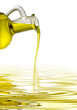 canvas print picture - Olive oil