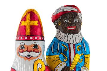 Dutch Sinterklaas and Black Piet
