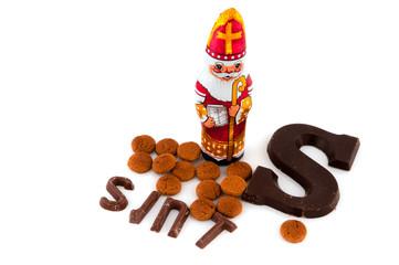 Dutch Sinterklaas