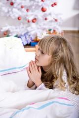xmas praying