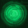 Abstract technological style background.Eps10