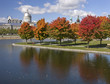 Old Montreal in autumn