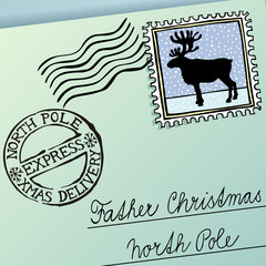 Letter for Father Christmas