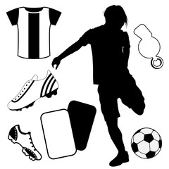 soccer design elements