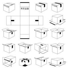 cargo box set