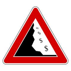 Dropping dollar - Caduta dollaro
