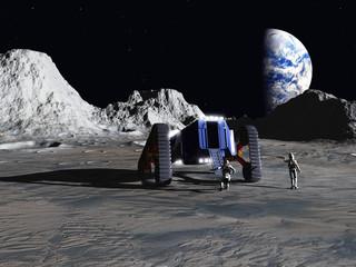 Lunar explorers