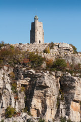 Skytop Tower in New Paltz, New York