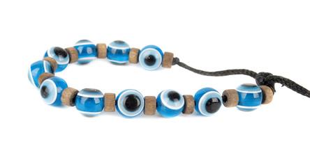 Evil eye children summer  bracelet
