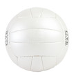 valleyball ball isolated in white